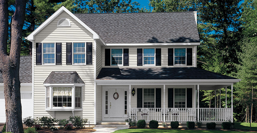 Alside vinyl siding reviews research vinyl siding for Ashton heights siding