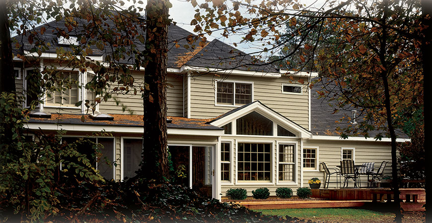 Alside williamsport colonial beaded siding old world for Ashton heights siding