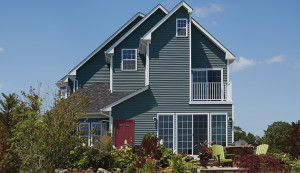 Certainteed mainstreet vinyl siding review options for for Ashton heights siding