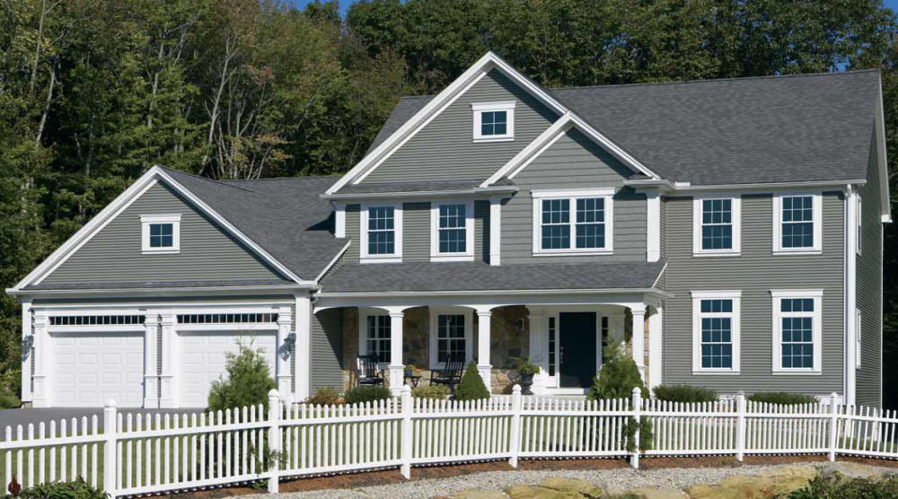 Top Vinyl Siding Color Combinations Wallpapers