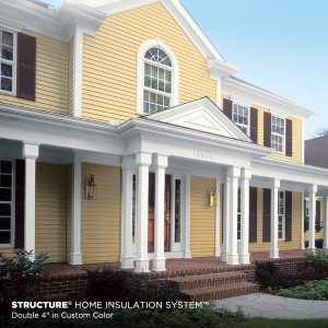 Mastic Structure Siding