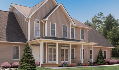 Variform Ashton Heights Research Vinyl Siding