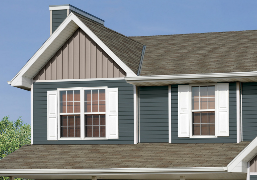 Royal building products haven insulated siding research for Ashton heights siding