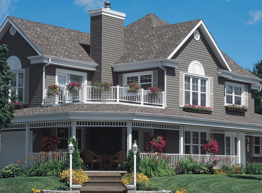 Royal building products journeymen select research vinyl for Ashton heights siding