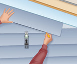 finding angle to cut siding