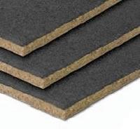 Fiberboard insulation